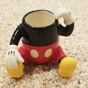 Disney Parks Mickey Mouse Sitting Shot Glass